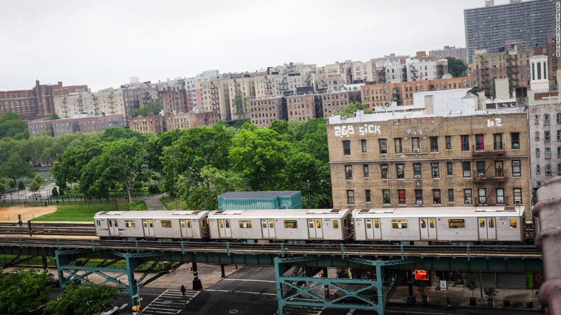 """It hasn't been receiving a lot of love. While it's known very well and appreciated by its fiercely proud residents, many of us who live elsewhere still, unforgivably, see it as relatively unknown territory,"" <a href=""http://www.cnn.com/2014/12/18/travel/bronx-parts-unknown-season-4-ep-2/"">Bourdain said</a> of the Bronx in New York."