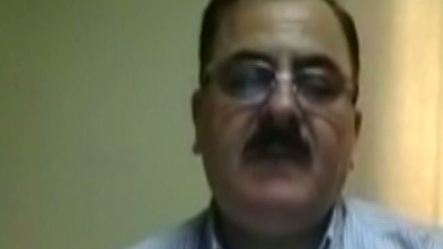 Former general of Syrian rebels Idriss interview Newday _00033610.jpg