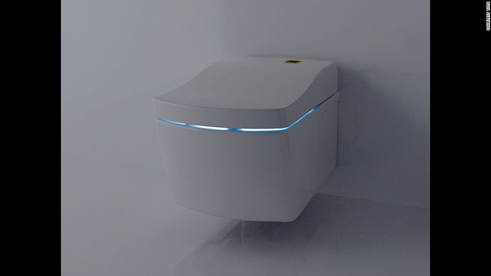 The Past Present And Future Of Toilet Architecture CNN - Japanese self cleaning toilet