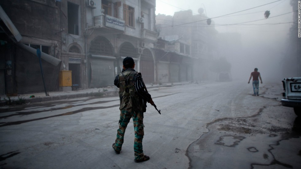 Pentagon: U.S. to begin training Syria rebels