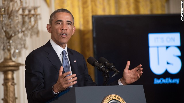 Obama: Our society does not value women