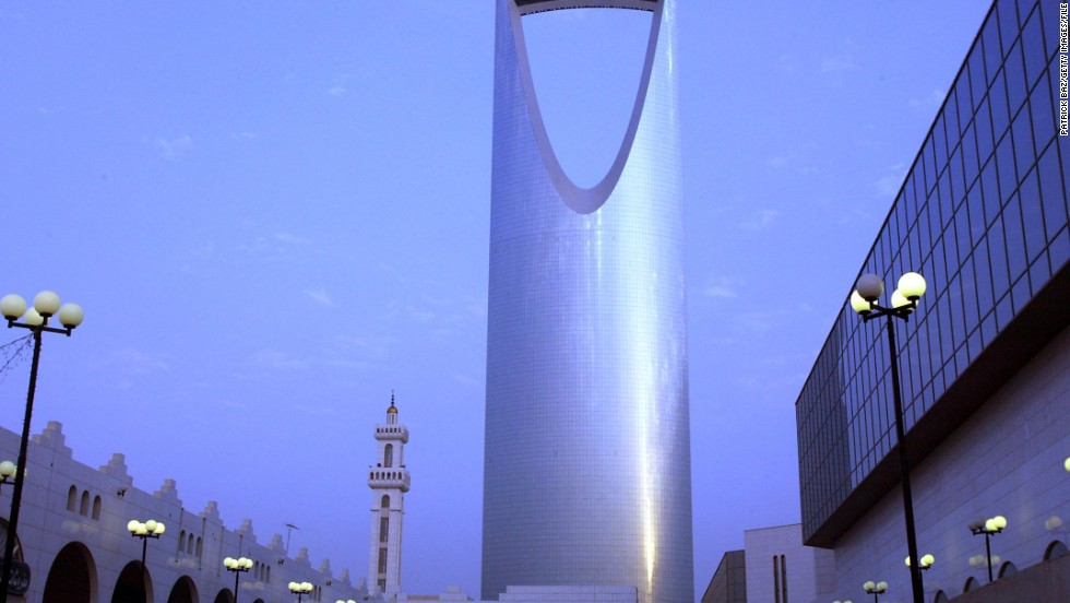 The Kingdom Tower is owned by Saudi prince Walid bin Talal.