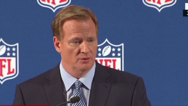 CNN puts Goodell in hot seat