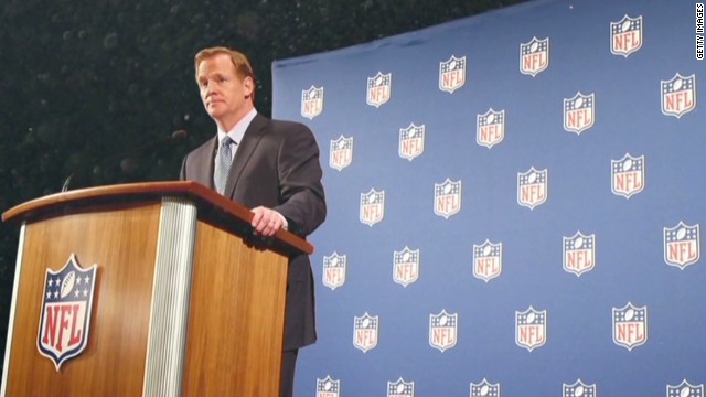NFL fumbles to reset the conversation