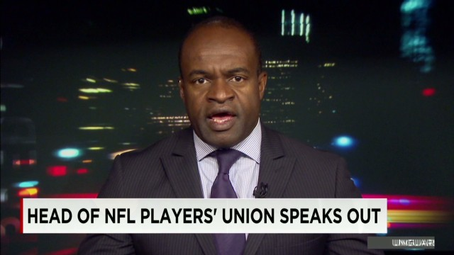 Exclusive: Head of NFL Players Union