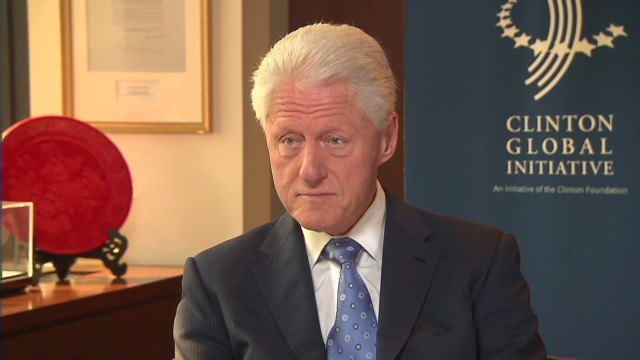 On GPS: Bill Clinton on midterm elections