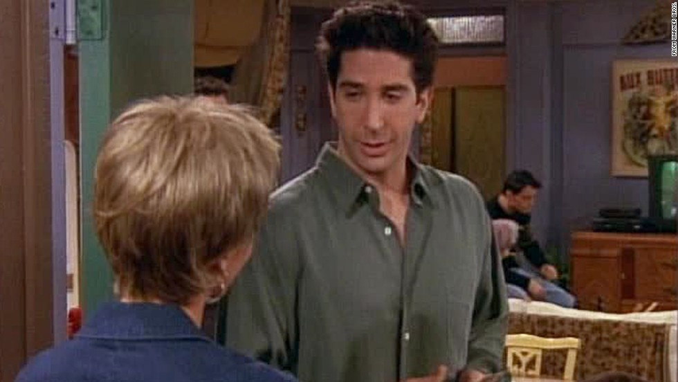 "<strong>""The One Where Ross Can't Flirt:""</strong> David Schwimmer had some incredible moments as the romantically frustrated Ross Geller in season 5 (""The One with Ross's Sandwich"" is another classic episode.) In this installment, he insists on proving he can flirt with the woman delivering pizzas -- and just continues to dig himself into a deeper hole. Bonus points for Joey's debut in a ""Law & Order"" episode."