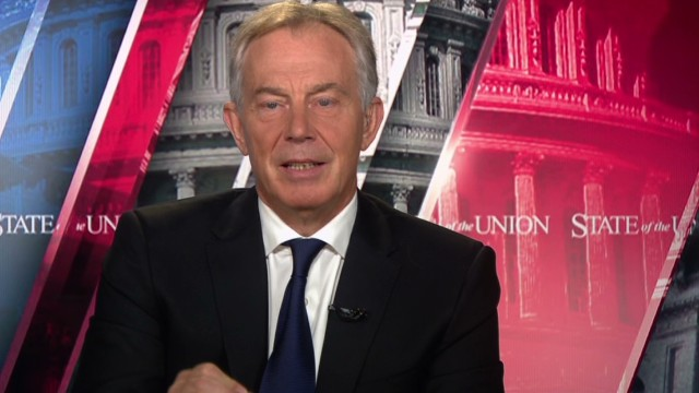 Blair on British ISIS jihadists