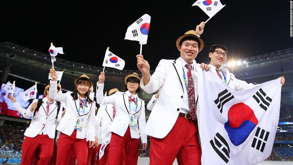 Asian Games Korea