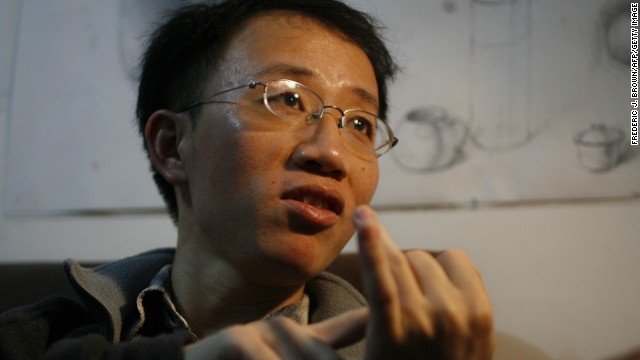 Chinese dissident Hu Jia has been under frequent house arrest for 11 years.