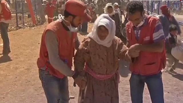 wrn curnow intv antonio guterres syrians flee isis_00004925.jpg