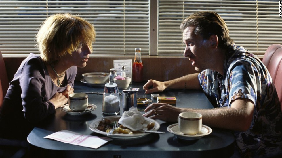 "Amanda Plummer and Tim Roth play robbers Yolanda and Ringo, aka ""Pumpkin"" and ""Honey Bunny,"" whose run-in with Jules and Vincent is pivotal."