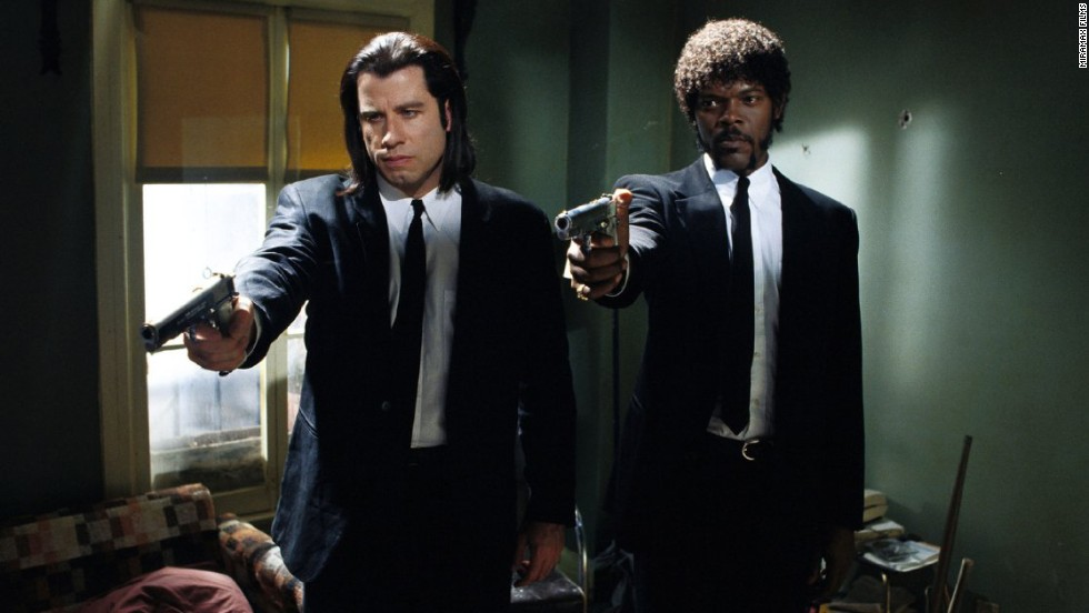 "<strong>""Pulp Fiction""</strong>: This twisty Quentin Tarantino drama from 1994 was a comeback vehicle for John Travolta and gave Samuel L. Jackson one of his most iconic roles. <strong>(Amazon Prime) </strong>"