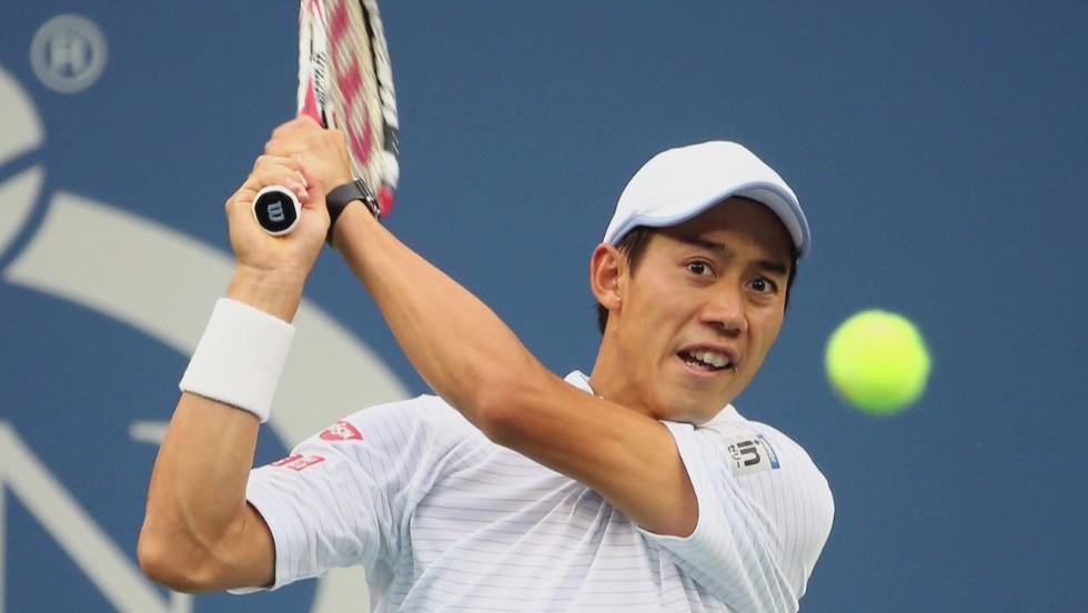 Kei Nishikori reflects on U.S. Open