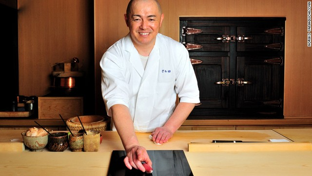 Two Michelin stars under his belt and Koji Sawada is still seeking perfection.