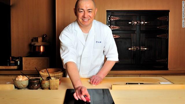 Two Michelin stars under his belt and Koji Sawada is still seeking perfection.