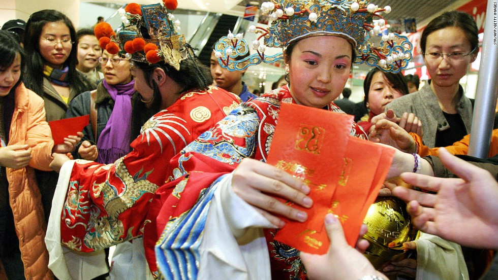 China's deep sense of pragmatism is embraced on a daily basis, which explains many national customs and cultural norms, including the gifting of hongbao (red envelopes filled with cash).
