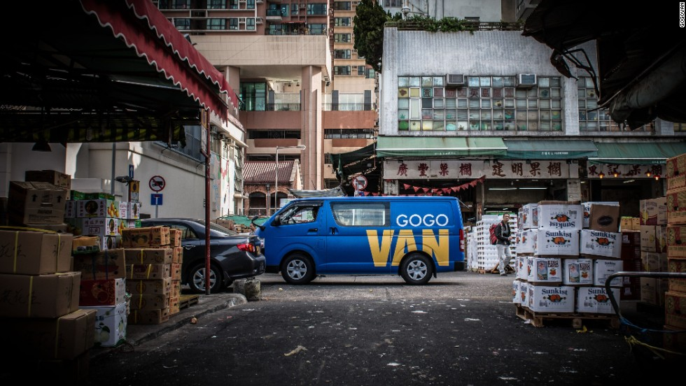 "Hong Kong's Gogovan aims to be the ""Uber for logistics"" and already has 50,000 plus transactions a day. ""Gogovan has very ambitious goals,"" says Napoleon Biggs, digital media specialist. ""They've seen what Uber has done and want to do the same with transport. This plays well across a lot of countries in Asia."""