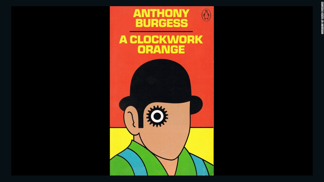 "<em>Don't judge a book by its... You know the rest. But over the years, numerous extraordinary examples of art and design have graced the covers of books. Here David Pearson, a British-based book cover designer, selects the best of the best.</em><br /><strong><br />The one that made evil cool: A Clockwork Orange, 1972</strong><br />David Pelham's cover image for A Clockwork Orange quickly became a cult classic. ""Its primary colors and bold contrasts were perceived by many as revolutionary at the time, particularly given the disturbing content of the book,"" says Pearson. ""The possible use of an image from the film on the cover of later editions was blocked by Stanley Kubrik after his movie inspired a spate of copycat violence."""