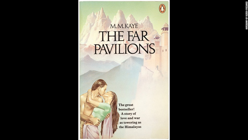 "<strong>The one that took kitsch to a whole new level: The Far Pavilions, 1979</strong><br />The Far Pavilions, designed by Dave Holmes and Peter Goodfellow, marked a sea-change in book cover design and a move to more commercially-driven imagery. ""Books were increasingly being referred to as 'products' in the late '70s, and it showed,"" says Pearson. ""Marketing departments began to have an increasingly big say in design matters and as a result, formats were enlarged and paper bulked-up to increase 'perceived value'. This was a controversial move, and one that caused many designers to abandon the industry in disgust.""<br />"