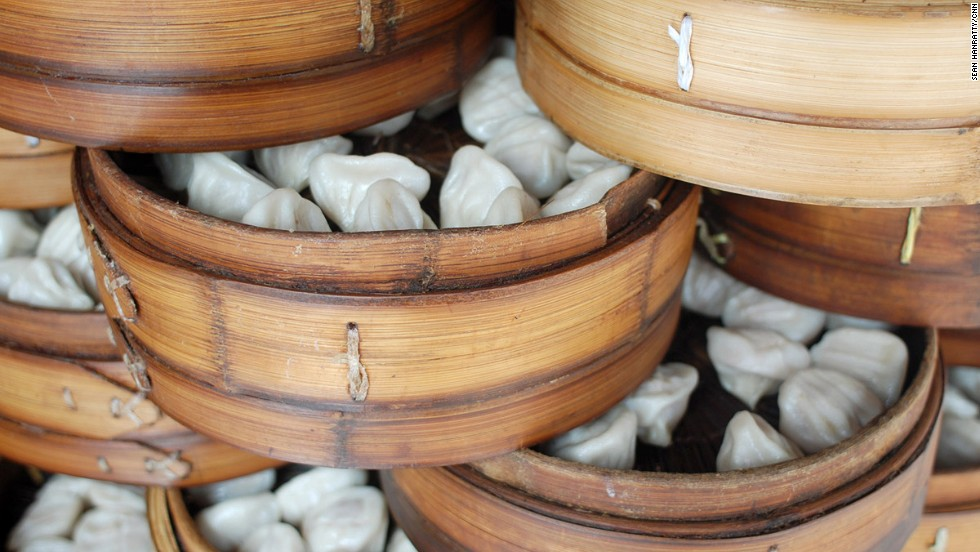 Nowhere can you find a diversity and sophistication that matches China's exhaustive list of dumpling variations. The most famous in Shanghai is the xialongbao.