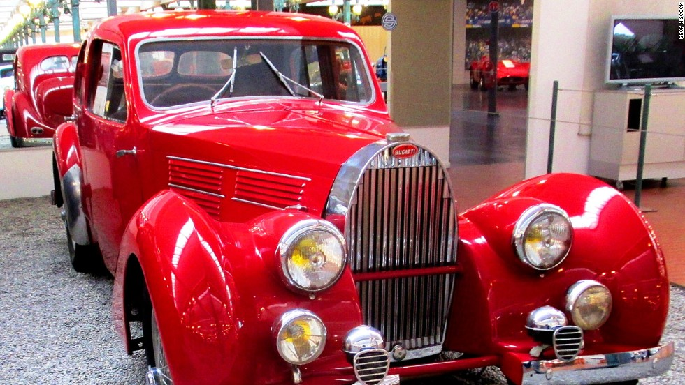 city of cars is this the world 39 s best auto museum cnn. Black Bedroom Furniture Sets. Home Design Ideas