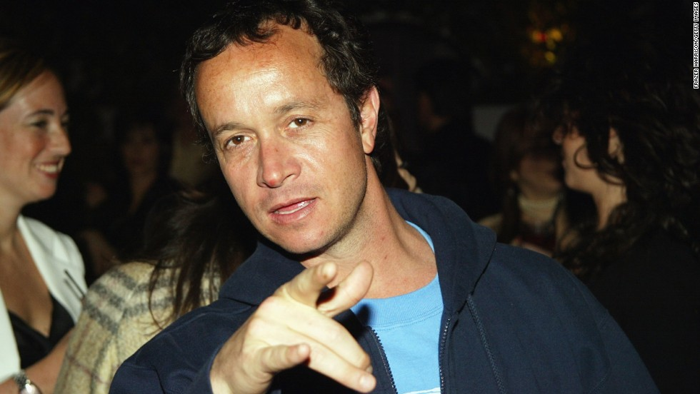 Funnyman Pauly Shore was sued by director Wes Craven in 2007 amid claims of water from Shore's pool damaging Craven's property. The following year, Shore countersued claiming Craven had shoddy landscaping that was improperly maintained. The suits were eventually settled.