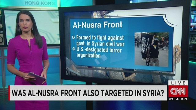 What is al-Nusra Front?