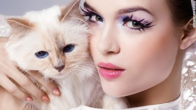 Private jets, two maids and a personal chef: The pampered life of Karl Lagerfeld's pet cat