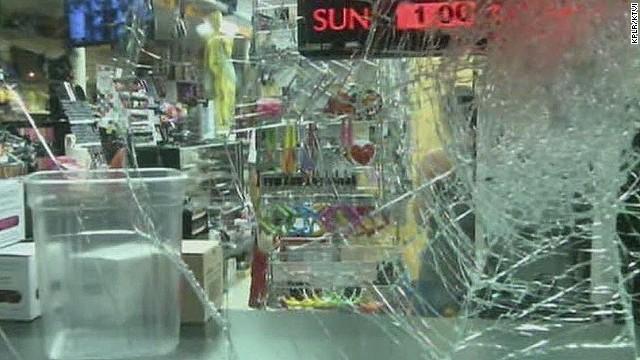 Protests erupt again in Ferguson, Missouri
