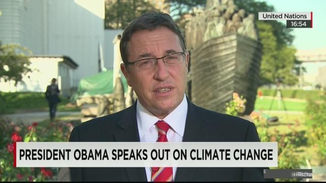 U.N. tackles climate change