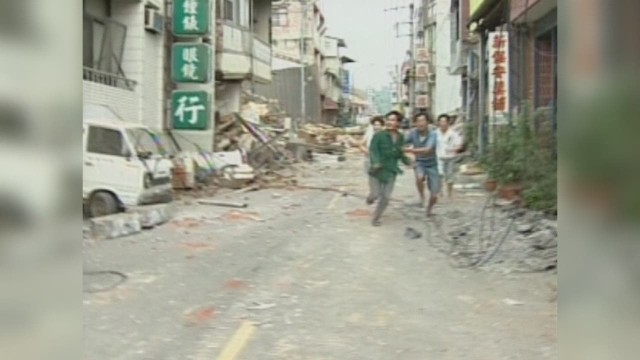 15th anniversary of Taiwan earthquake