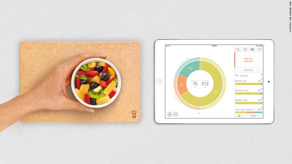 Smart a la carte 11 hi tech gadgets for your food for Best smart kitchen scale