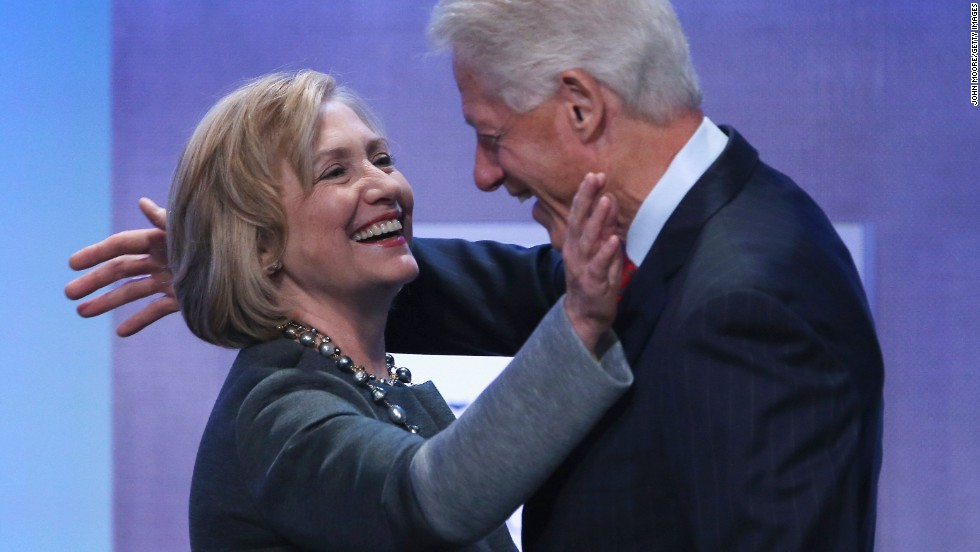 Clinton Foundation's fundraising