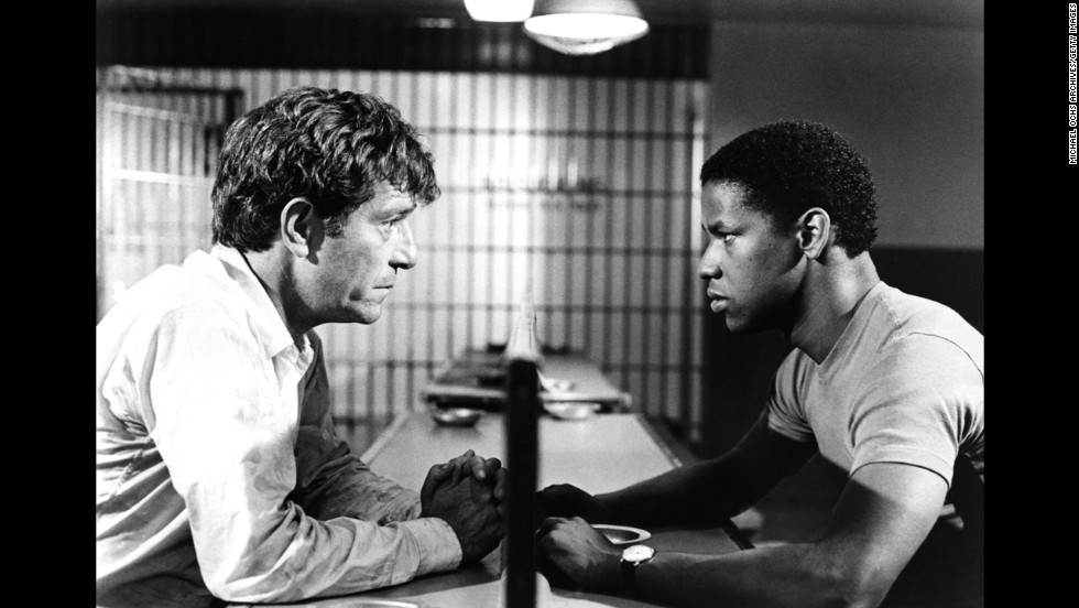 "<strong>""Carbon Copy"" (1981): </strong>Washington starred with George Segal, left, in this farce about a white executive who learns that he has a black teenage son. The comedy is by no means the actor's greatest effort, but it is the movie that introduced us to a star in the making."