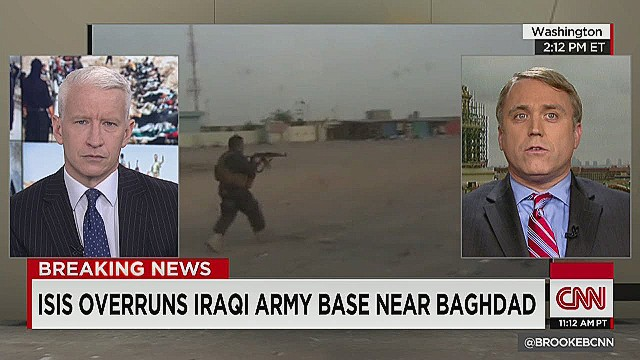 ISIS slays up to 300 Iraqi soldiers