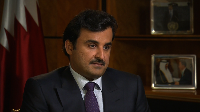 Qatar responds to terror funding charges
