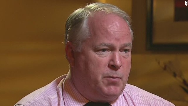 Ferguson Police Chief: I'm truly sorry