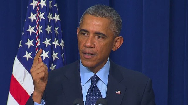 Obama: U.S. can't fight Ebola alone