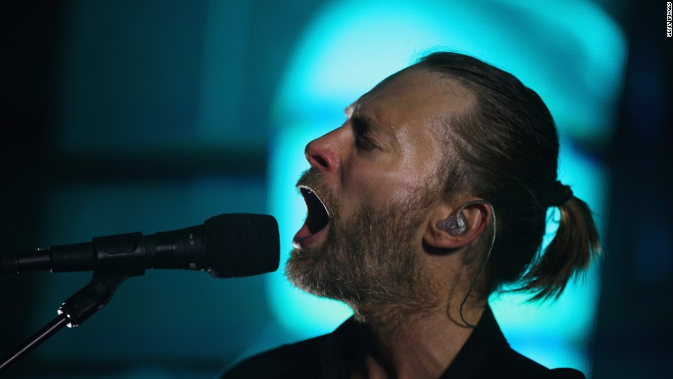 "Radiohead singer Thom Yorke pulled his solo material from Spotify in 2013. He famously described the service as ""the last desperate fart of a dying corpse."" In September 2014, he released his new album on file-sharing site BitTorrent."