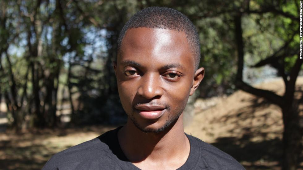 Grand prize winner Alain Nteff started the Gifted Mom project to help tackle the high mortality rate of infant deaths and pregnant women. He has developed an app that helps women calculate due dates. Nteff's e-content platform also sends automated alerts that help mothers track antenatal care.