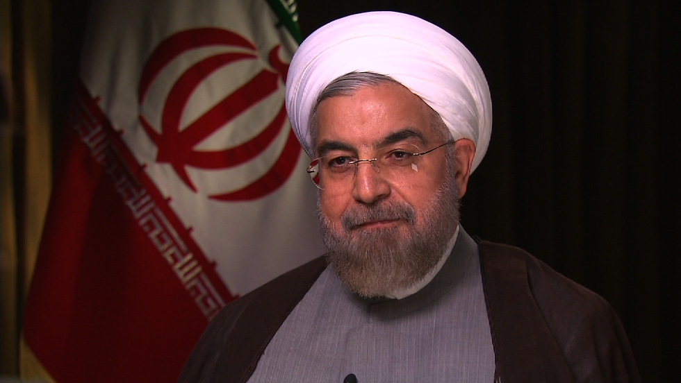 Iran President: ISIS is 'a common threat '