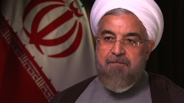 Iran President talks Twitter, journalists