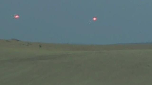 ISIS fighting near Turkey-Syria border