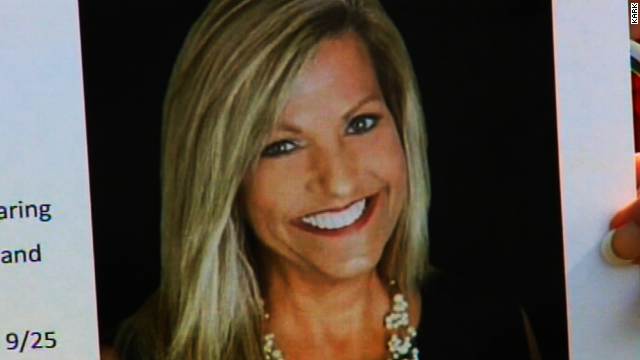 The body of Arkansas real estate agent Beverly Carter was found near Cabot, about 20 miles from Little Rock.