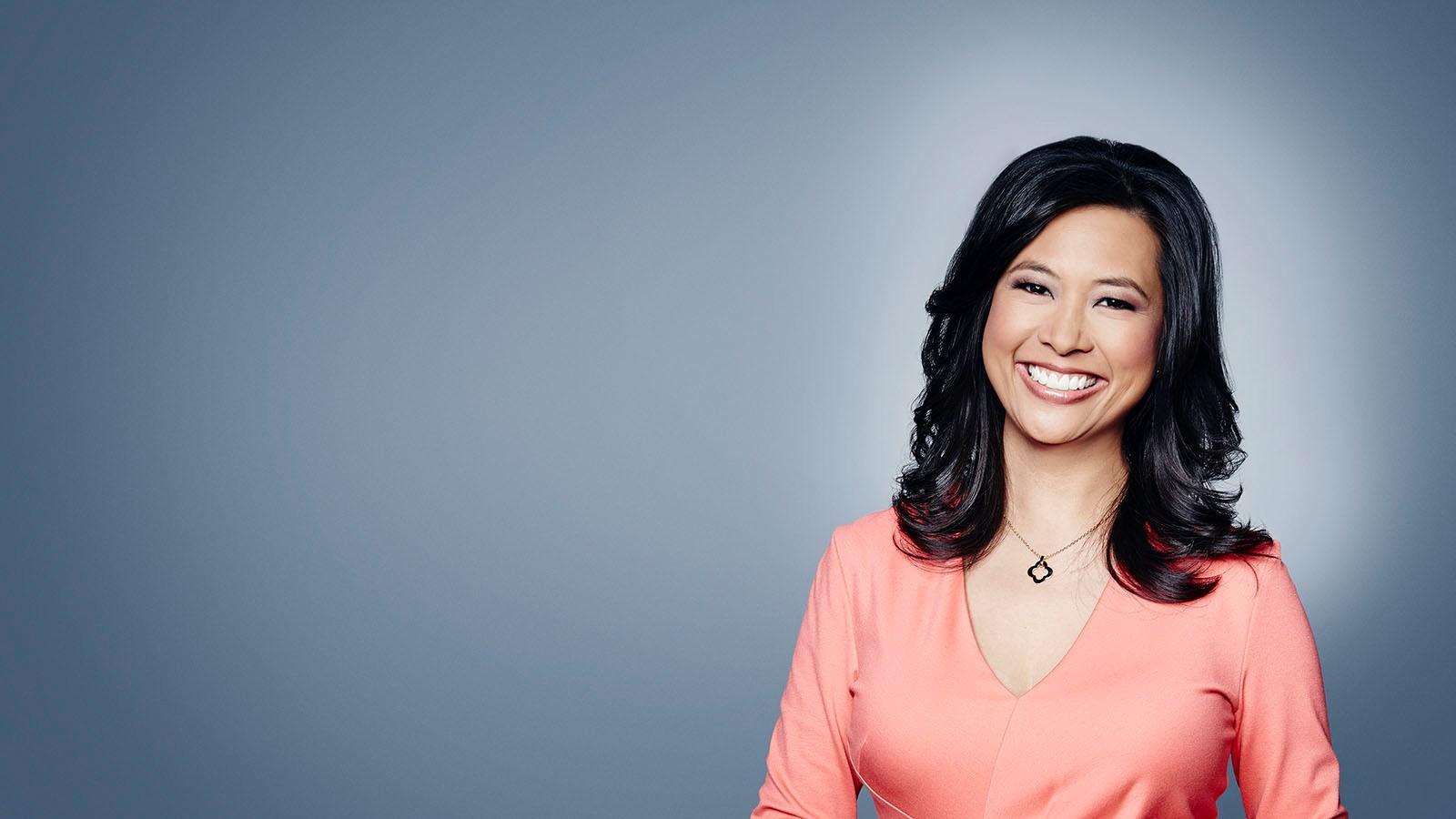 CNN journalist Maribel Aber