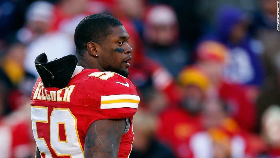 Kansas City Chiefs linebacker Jovan Belcher shot and killed his girlfriend before killing himself two years ago. Pathology reports show he probably had CTE.