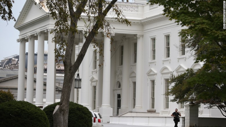 White House intruder: I'm a friend of Trump