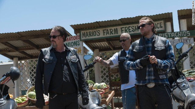 """Sons of Anarchy"" had a solid fan following on FX before it ended in 2014."