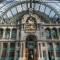 Train Station Antwerpen-Centraal